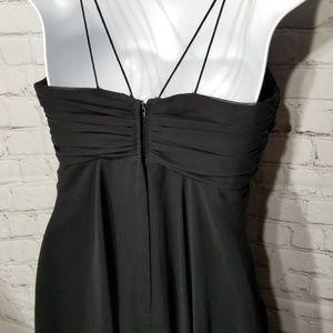 Cache Dresses - Cache Vintage Chiffon Cocktail Dress Size 4